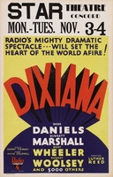 Dixiana movie poster (1930) picture MOV_6b4fba20