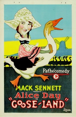Gooseland movie poster (1926) poster MOV_6b578171
