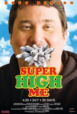 Super High Me movie poster (2007) poster MOV_6b5a5233