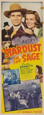 Stardust on the Sage movie poster (1942) poster MOV_6b656cff
