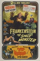 Frankenstein Meets the Spacemonster movie poster (1965) picture MOV_6b66f027