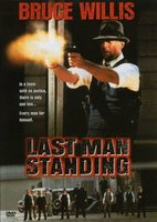 Last Man Standing movie poster (1996) picture MOV_6b6750c9