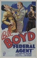 Federal Agent movie poster (1936) picture MOV_6b6775b6