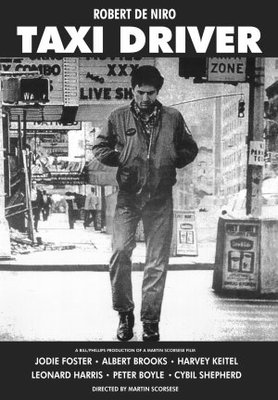 Taxi Driver movie poster (1976) poster MOV_6b67d286