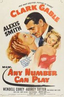 Any Number Can Play movie poster (1949) picture MOV_6b692706