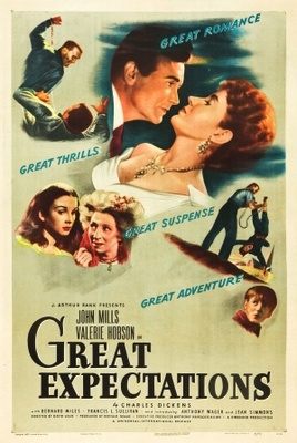 Great Expectations movie poster (1946) poster MOV_6b6c68ad
