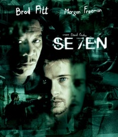 Se7en movie poster (1995) picture MOV_0f46a007