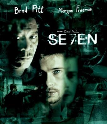 Se7en movie poster (1995) poster MOV_6b6ff07a