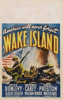 Wake Island movie poster (1942) picture MOV_6b702d69