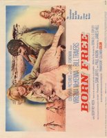 Born Free movie poster (1974) picture MOV_6b763e76