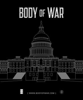 Body of War movie poster (2007) poster MOV_6b898f10