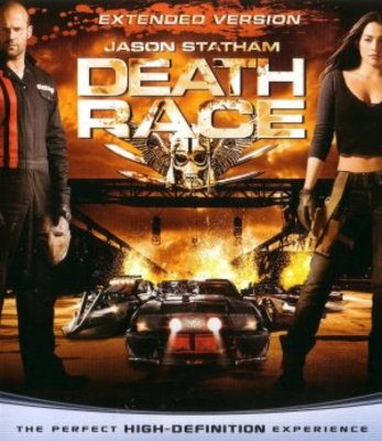 Death Race movie poster (2008) poster MOV_6b8de5a1