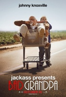 Jackass Presents: Bad Grandpa movie poster (2013) picture MOV_6b959db6