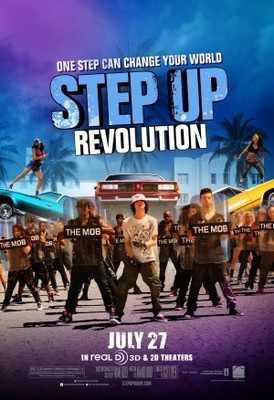 Step Up Revolution movie poster (2012) poster MOV_6b9e992a