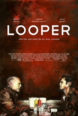 Looper movie poster (2012) poster MOV_6ba14a67
