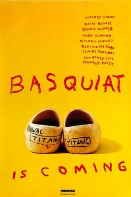 Basquiat movie poster (1996) poster MOV_6ba3915d