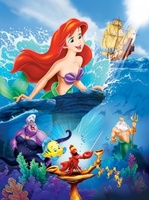 The Little Mermaid movie poster (1989) picture MOV_6ba64b56