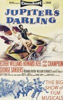Jupiter's Darling movie poster (1955) picture MOV_6bab7d29