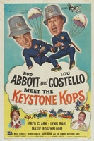 Abbott and Costello Meet the Keystone Kops movie poster (1955) picture MOV_6bab8940