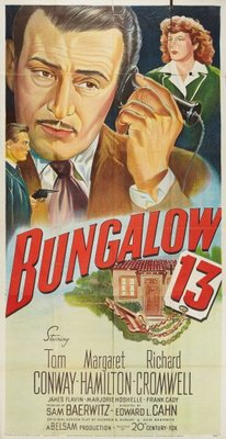 Bungalow 13 movie poster (1948) poster MOV_6bac019e