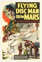 Flying Disc Man from Mars movie poster (1950) picture MOV_6bb0f0b7
