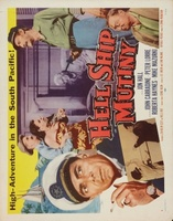 Hell Ship Mutiny movie poster (1957) picture MOV_6bb6a05e