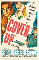 Cover-Up movie poster (1949) picture MOV_f86f36c4