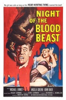 Night of the Blood Beast movie poster (1958) picture MOV_6bbe7ae9