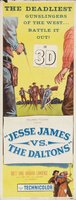 Jesse James vs. the Daltons movie poster (1954) picture MOV_6bbf1a8f