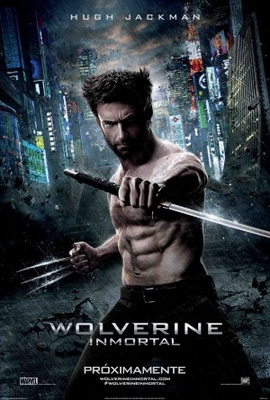 The Wolverine movie poster (2013) poster MOV_6bc13bbb