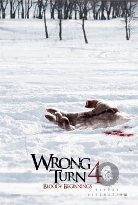 Wrong Turn 4 movie poster (2011) poster MOV_6bc654ae