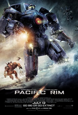 Pacific Rim movie poster (2013) poster MOV_6bcc4b29