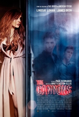 The Canyons movie poster (2013) poster MOV_6bcf68bc