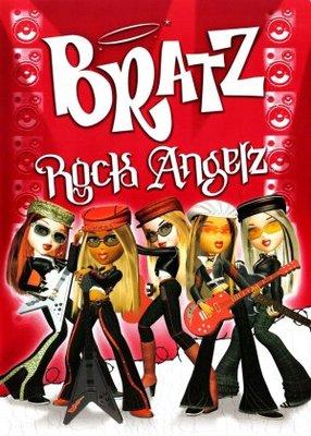 Bratz Rock Angelz movie poster (2005) poster MOV_6bd07654