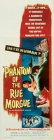 Phantom of the Rue Morgue movie poster (1954) picture MOV_6bd43e72