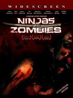 Ninjas vs. Zombies movie poster (2008) picture MOV_6beb2a7c