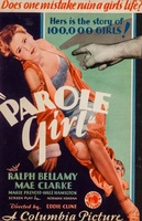 Parole Girl movie poster (1933) picture MOV_6bec47cd