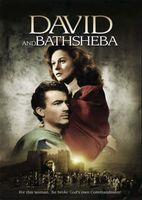 David and Bathsheba movie poster (1951) picture MOV_6beebd84