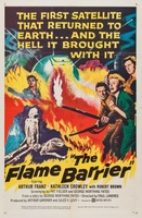 The Flame Barrier movie poster (1958) picture MOV_84c20dda
