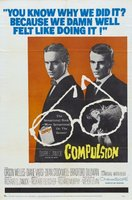 Compulsion movie poster (1959) picture MOV_6bf288c5