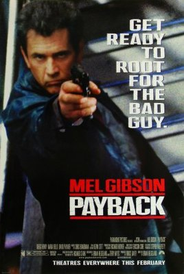 Payback movie poster (1999) poster MOV_6bf64d9c