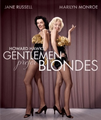 Gentlemen Prefer Blondes movie poster (1953) poster MOV_6bf67015
