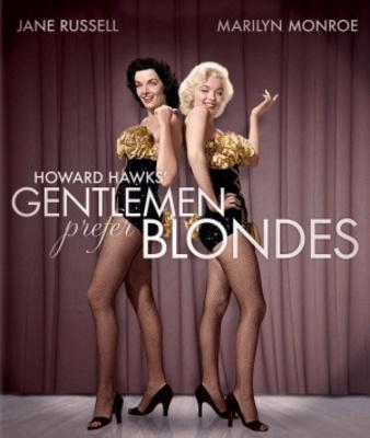 Gentlemen Prefer Blondes movie poster (1953) poster MOV_6bf67015