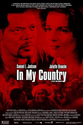 Country of My Skull movie poster (2004) poster MOV_6bf8bb9a