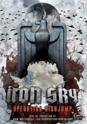 Iron Sky movie poster (2011) poster MOV_6c075af9