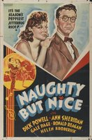 Naughty But Nice movie poster (1939) picture MOV_6c0b98bc