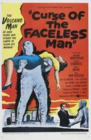Curse of the Faceless Man movie poster (1958) picture MOV_6c0f3a95