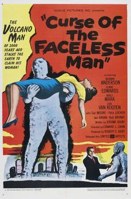 Curse of the Faceless Man movie poster (1958) poster MOV_6c0f3a95