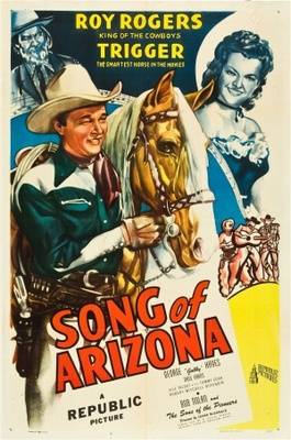 Song of Arizona movie poster (1946) poster MOV_6c11fab7