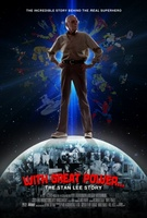 With Great Power: The Stan Lee Story movie poster (2010) picture MOV_6c195146